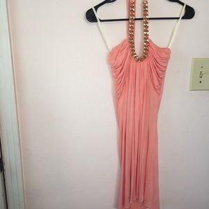 Beautiful Halter Neck Dress